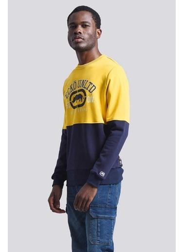 Ecko Unltd Sweatshirt Sarı